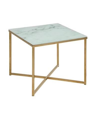 Odkladací stolík Actona Alisma, 50×42 cm