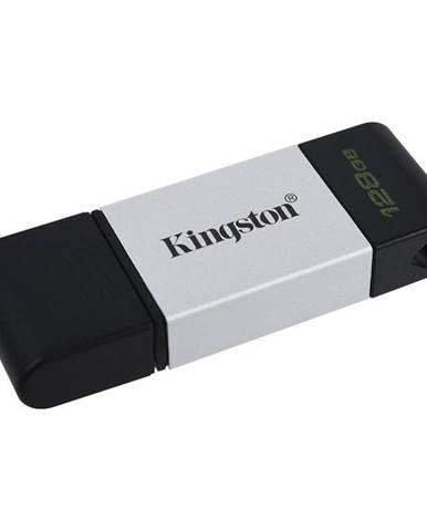 USB flash disk Kingston DataTraveler 80 128GB, USB-C