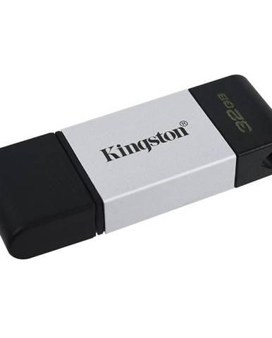 USB flash disk Kingston DataTraveler 80 32GB, USB-C