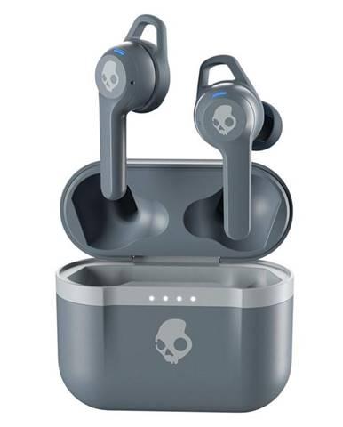 Slúchadlá Skullcandy Indy EVO In-Ear sivá