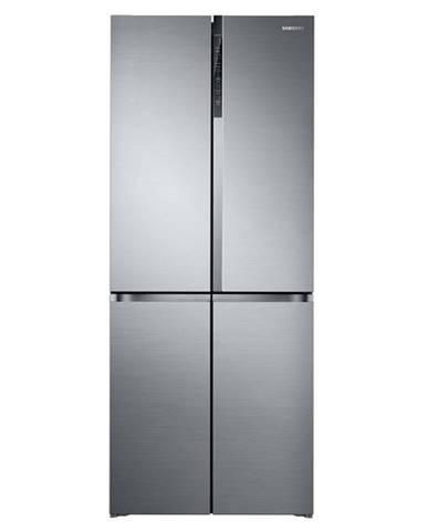 Americká chladnička Samsung Rf50k5920s8/EO inox