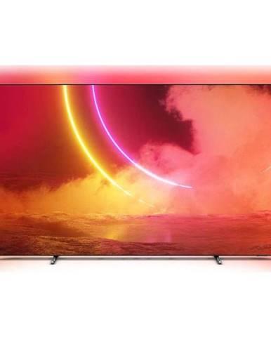 Televízor Philips 55Oled805 siv