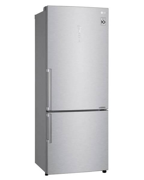 LG Kombinácia chladničky s mrazničkou LG Gbb569nsafb