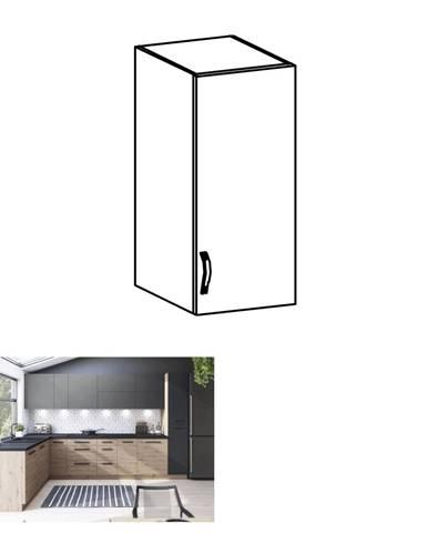Horná skrinka dub artisan pravá LANGEN G30