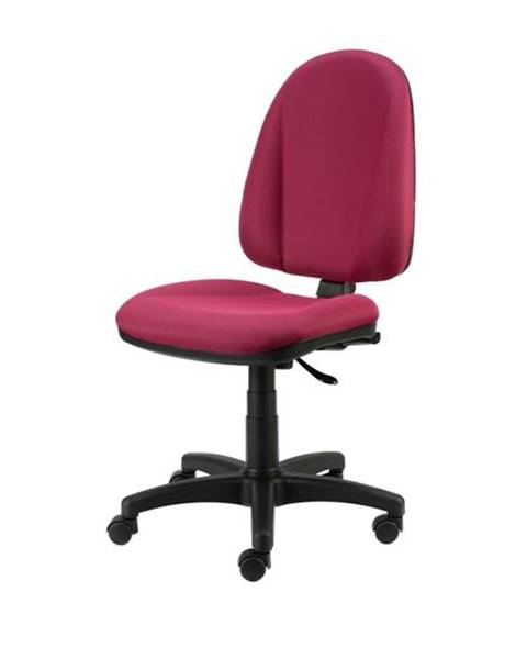 Sconto Kancelárska stolička DONA fialová