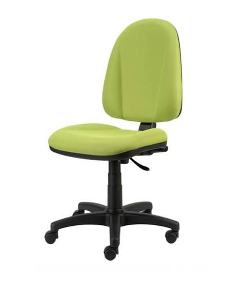 Sconto Kancelárska stolička DONA zelená