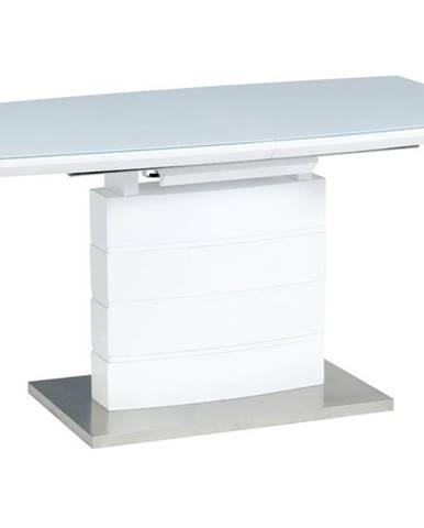 Jedálenský stôl LORENZO biela