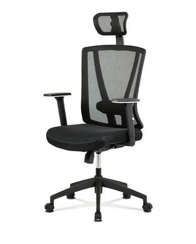 Kancelárska stolička EDWARD čierna