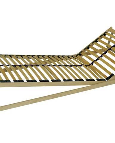 Polohovací lamelový rošt DOUBLE HN T5 100x200 cm