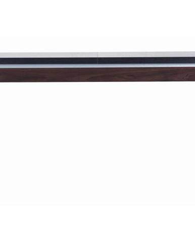Jedálenský stôl MALLORCA FR12 orech tmavý/dub milano