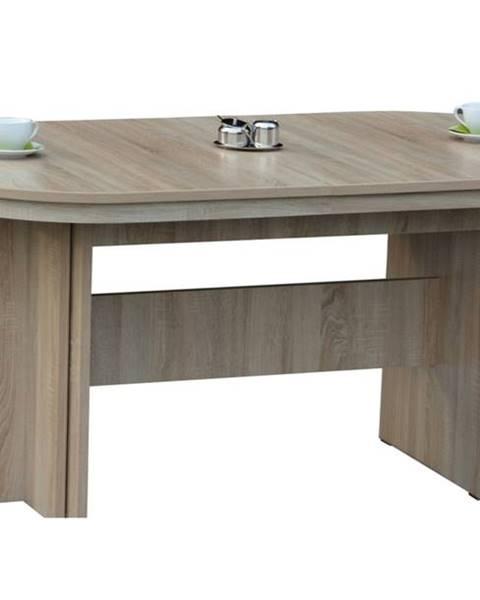 Sconto Jedálenský stôl BLANKA hnedá