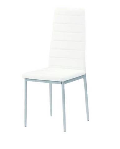 Jedálenská stolička FATIMA biela