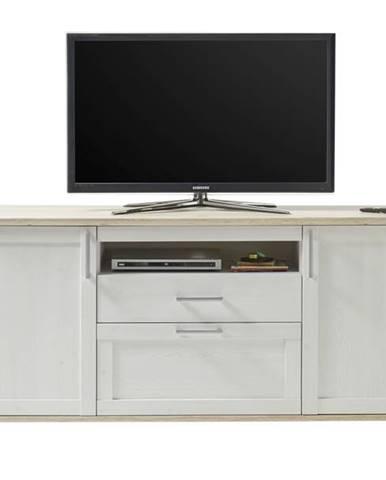 TV stolík ROMANCE smrekovec/dub sanremo