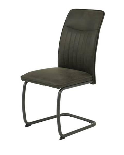 Sconto Jedálenská stolička RUBINA II S sivá
