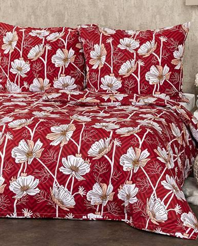 4Home Bavlnené obliečky Lúčna kvetina, 140 x 200 cm, 70 x 90 cm