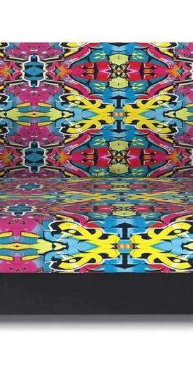 Pohovka Kaja I Grafity 2+Sawana14